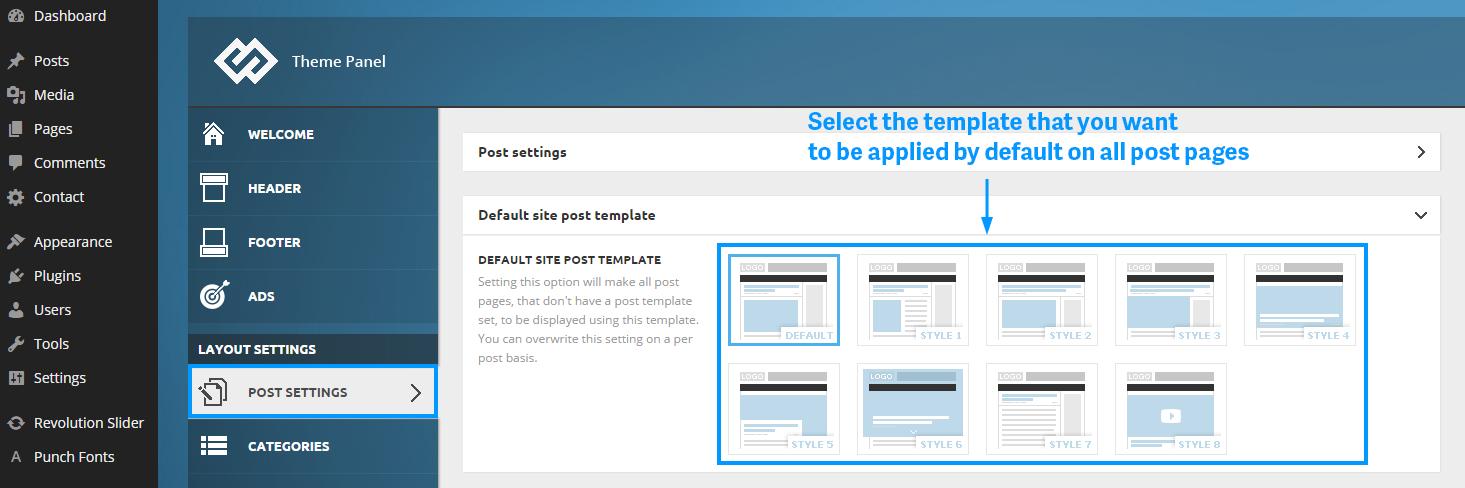 post templates tagdiv support. Black Bedroom Furniture Sets. Home Design Ideas