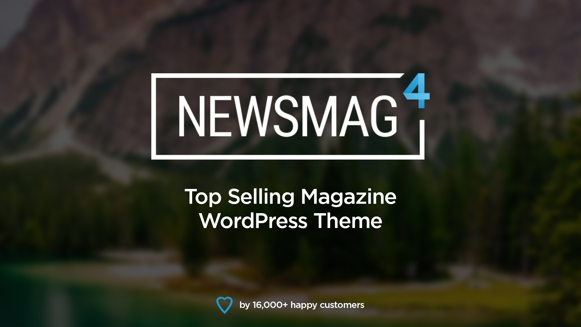 Newsmag Theme Documentation