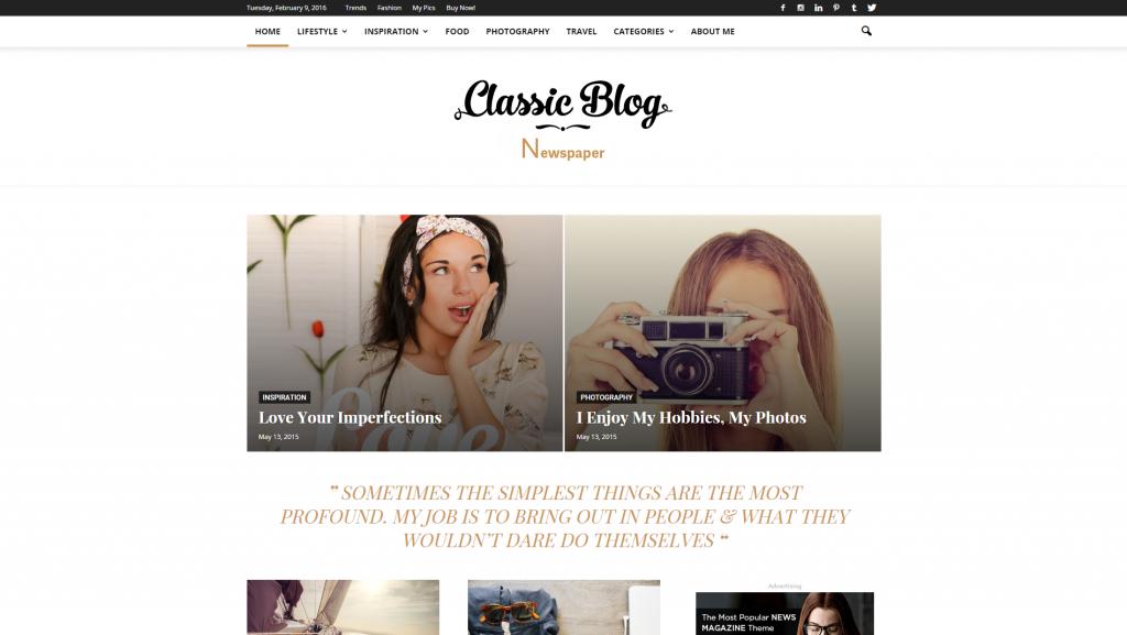 demo-classic-blog