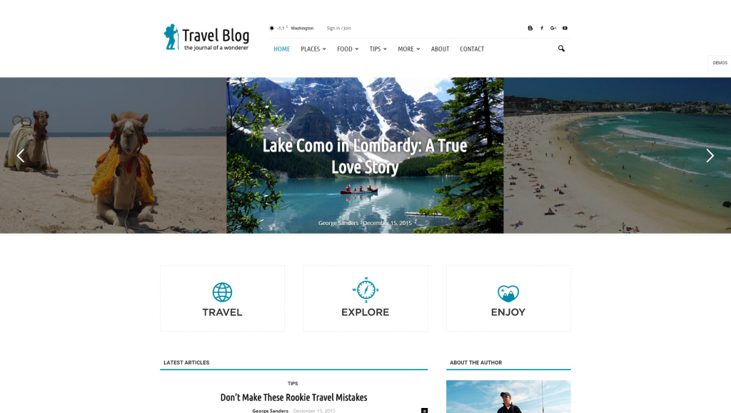 demo_travel_blog