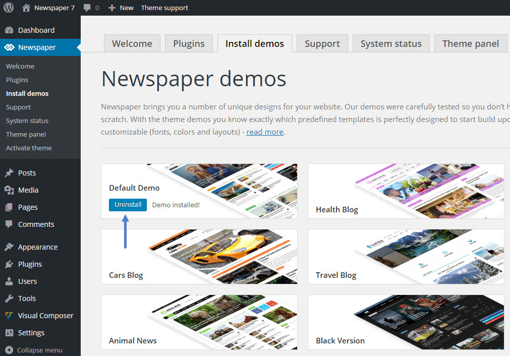 newspaper_demos_uninstall