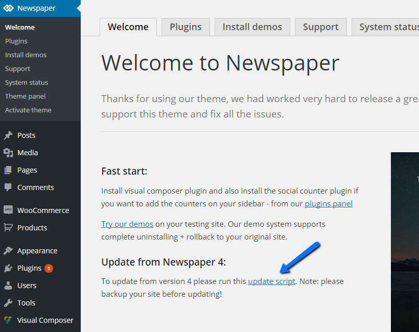 newspaper_update_script