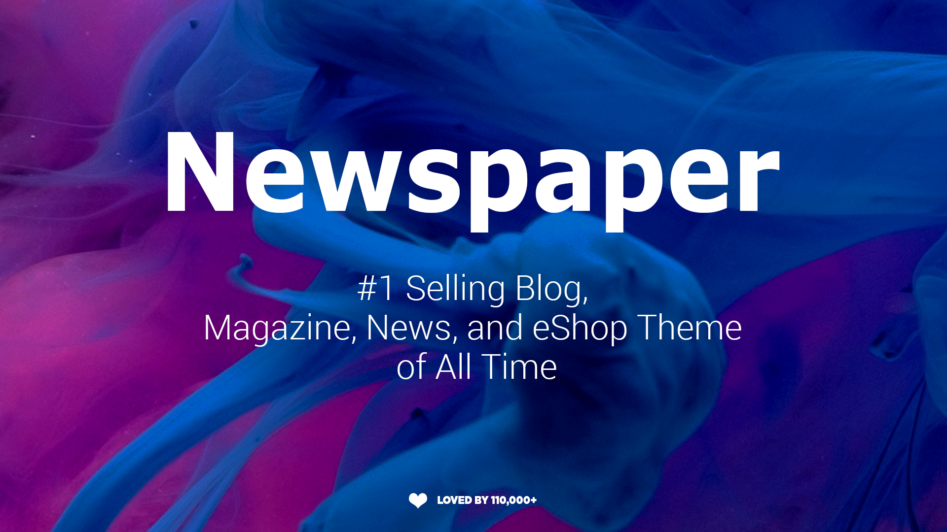 Newspaper News & eShop WordPress-Theme