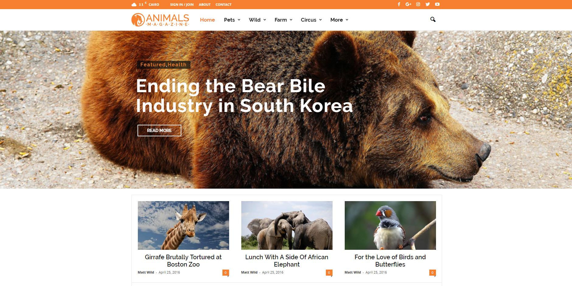 Newsmag_Animals_Demo
