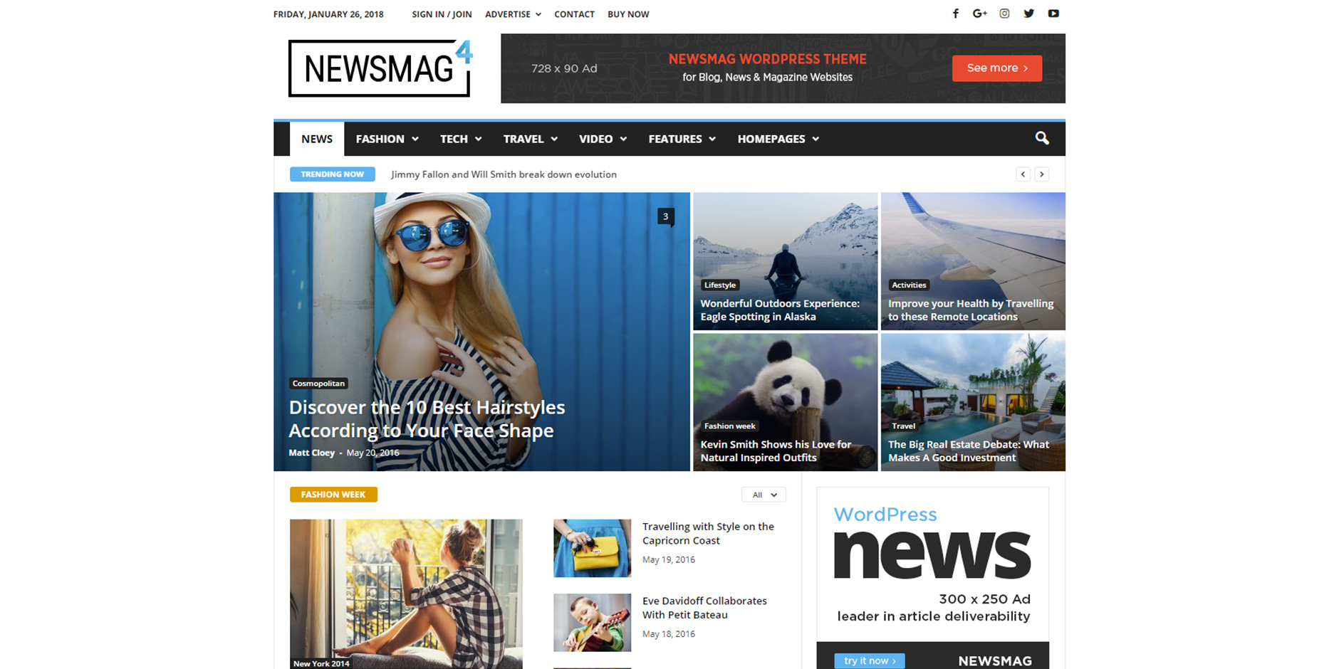 Newsmag_Default_Demo