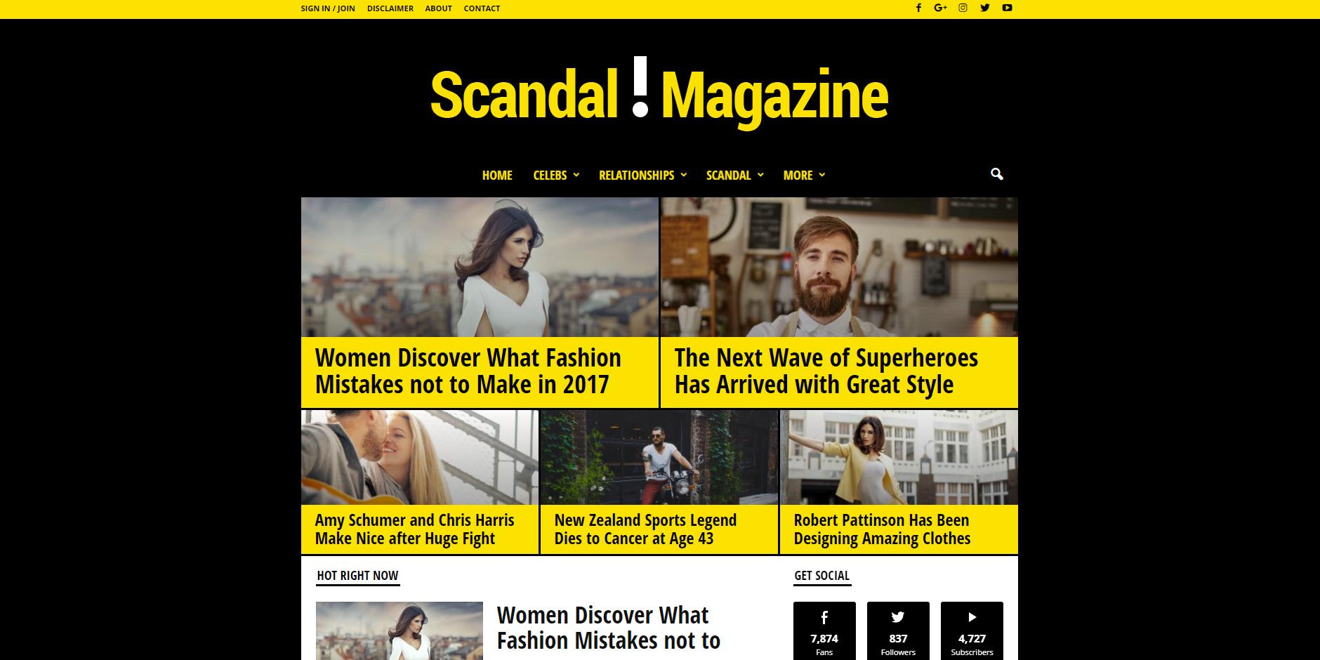 Newsmag_Scandal_Magazine_Demo