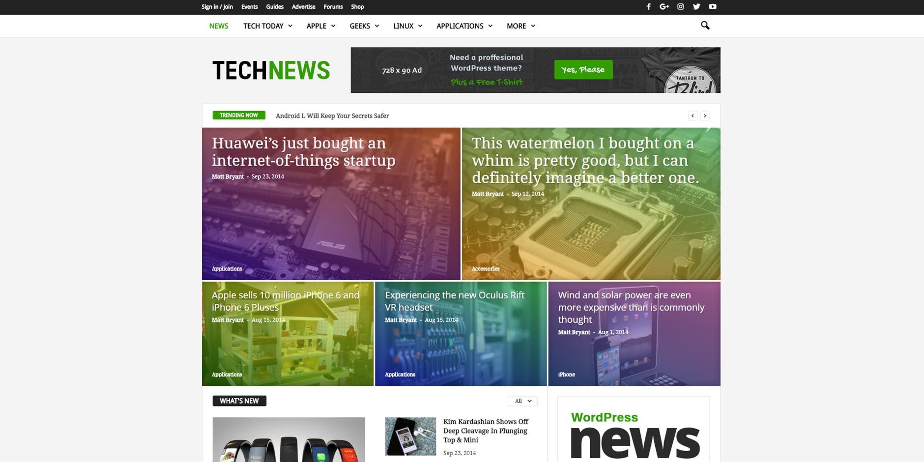 Newsmag_Tech_News_Demo