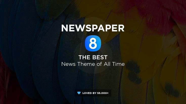 Documentation Welcome To Newspaper Wordpress Theme