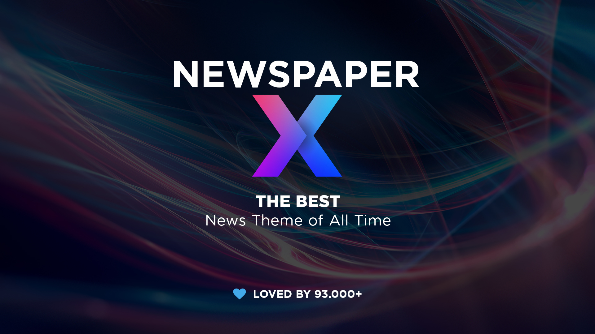 Newspaper Theme WordPress News Magazine Websites